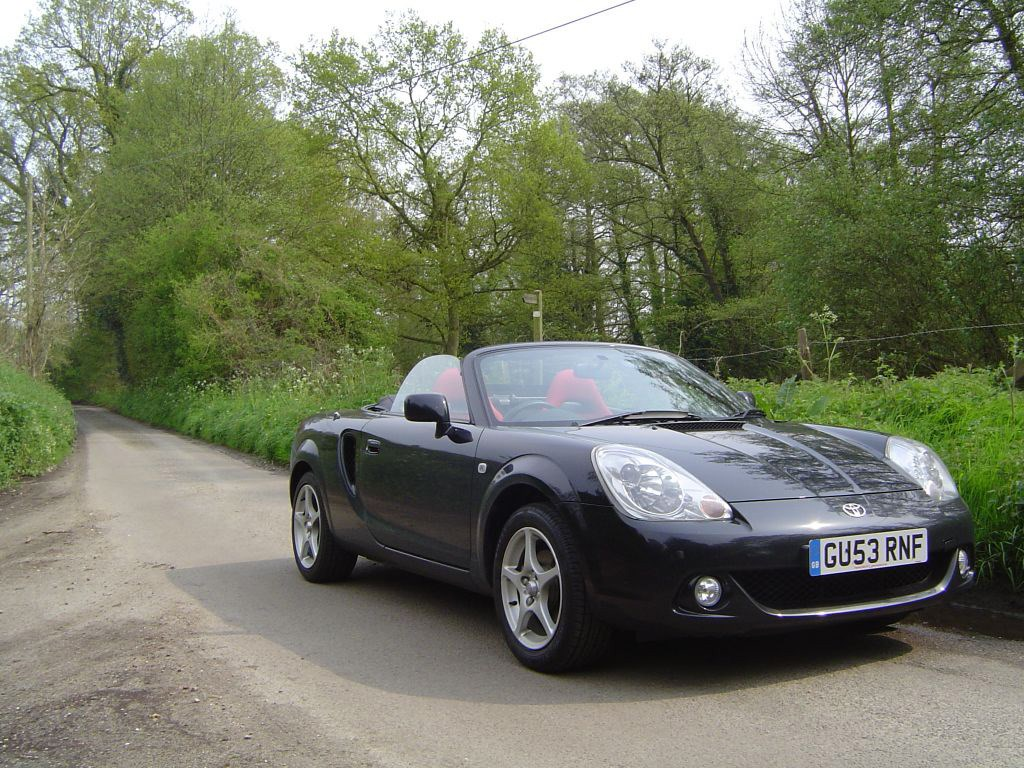 Toyota Mr2 Roadster 2000 - 2006 Foto Parkers-2480