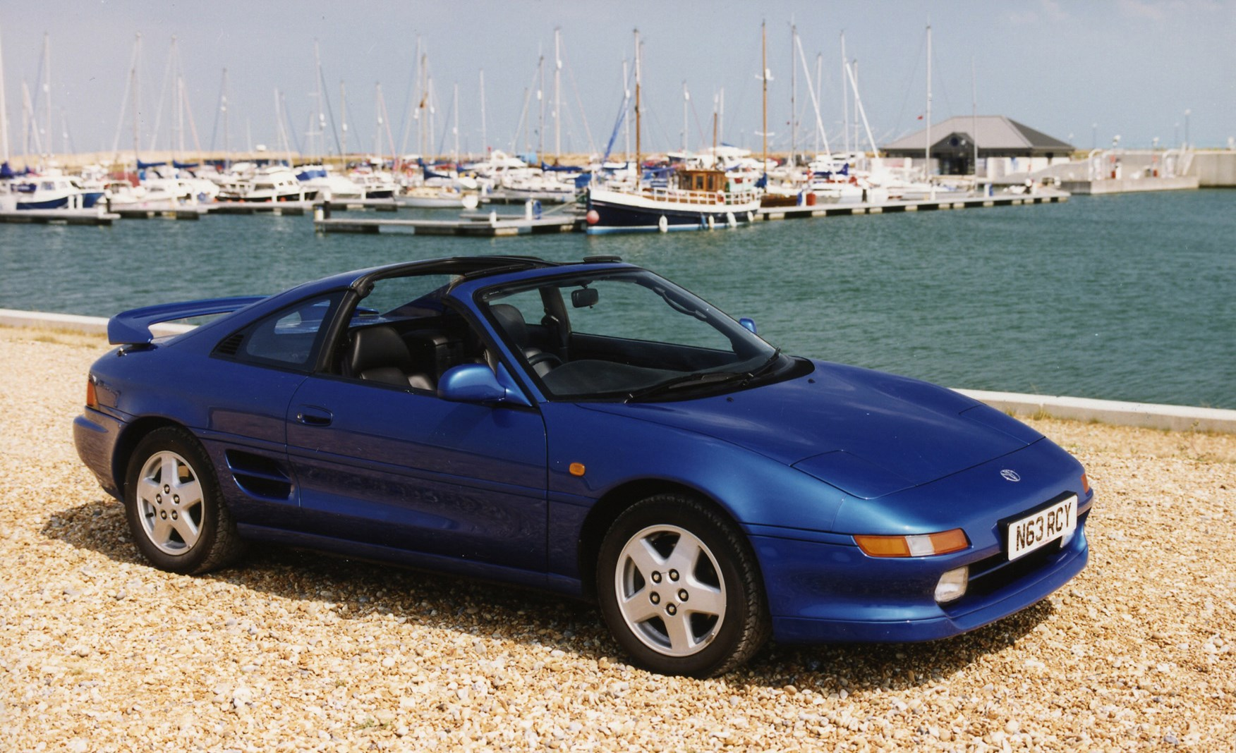 Toyota Mr2 Coupe Review 1990 2000 Parkers