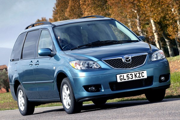 Mazda MPV (99-04) - rated 3 out of 5