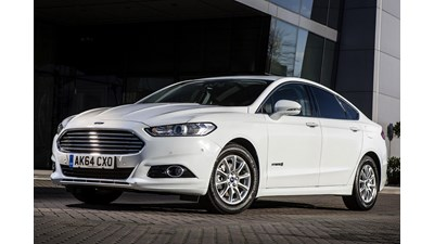 Ford Mondeo Saloon ST-Line Edition 2.0 TiVCT Hybrid Electric Vehicle 187PS auto 4d