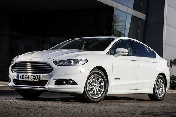 Ford Mondeo Saloon (14 on) - rated 4 out of 5