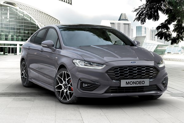 Ford Mondeo Hatchback (14 on) - rated 3.9 out of 5