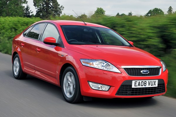 Ford Mondeo Hatchback (2007 - 2014) Used Prices