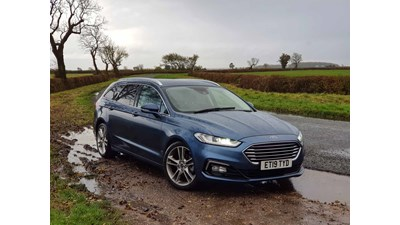 Ford Mondeo Estate Titanium Edition 2.0 Ford EcoBlue 150PS 5d