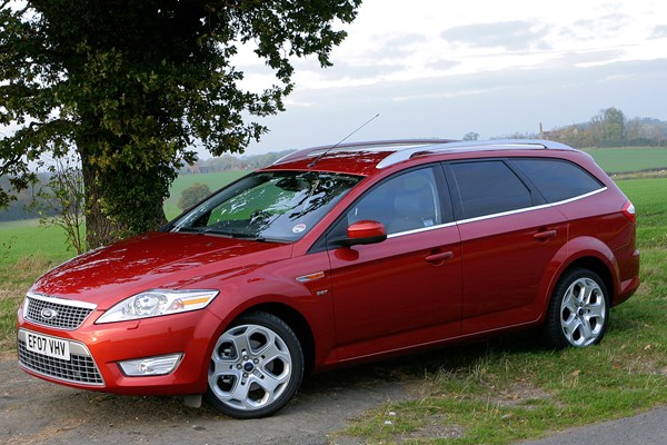 Ford Mondeo Estate Review (2007 - 2014) | Parkers