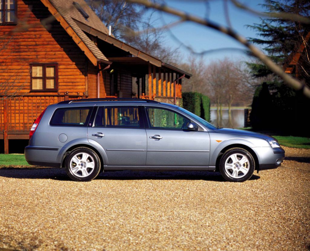 Ford Mondeo Estate 2000 2007 Photos Parkers
