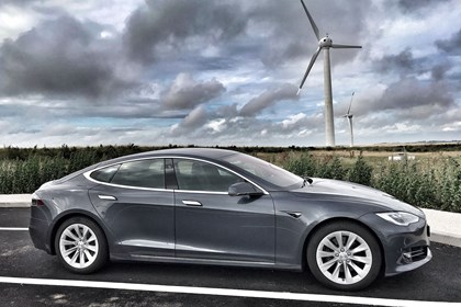 Tesla Model S used prices, secondhand Tesla Model S prices