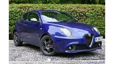 Alfa Romeo Mito Hatchback 1.4 78hp 3d