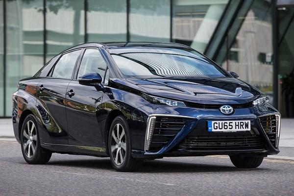Toyota 2015 Mirai