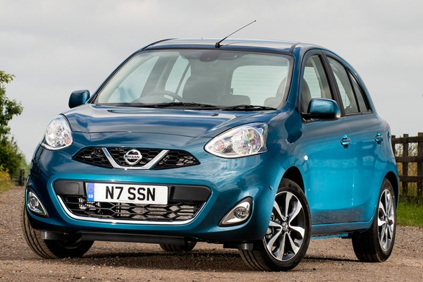 nissan micra hatchback from 2010 used prices parkers. Black Bedroom Furniture Sets. Home Design Ideas