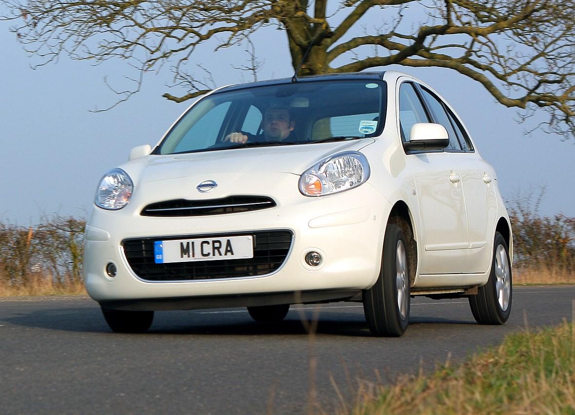 nissan micra hatchback 2010 driving performance. Black Bedroom Furniture Sets. Home Design Ideas