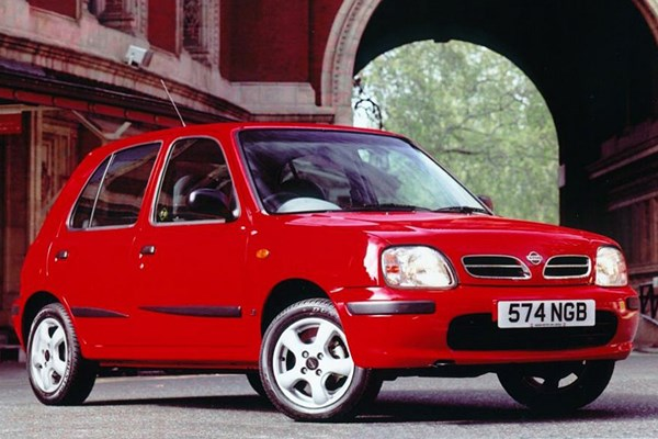 Nissan Micra (1993 - 2002) Used Prices