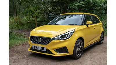 MG Motor UK MG3 Hatchback Exclusive VTI-TECH 5d