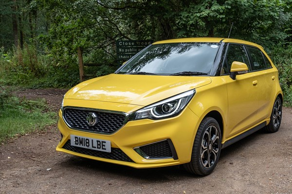 MG Motor UK MG3 (13 on) - rated 3.2 out of 5