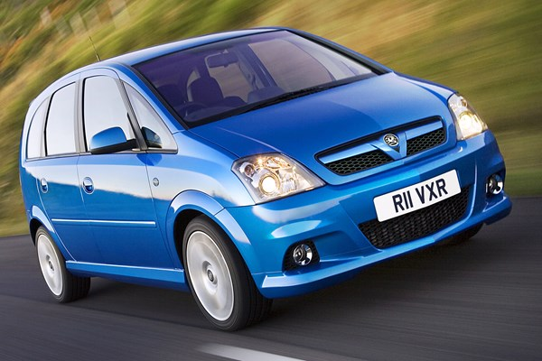Vauxhall Meriva VXR (2006 - 2009) Used Prices