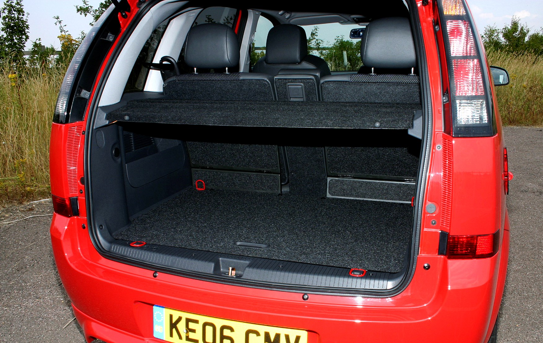 Vauxhall Meriva VXR (2006 - 2009) Features, Equipment and ...