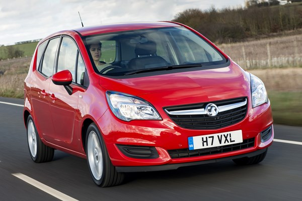 Vauxhall Meriva Estate Review 2010 2017 Parkers