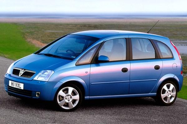 Vauxhall Meriva (2003 - 2010) Used Prices