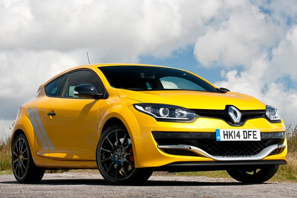 renault megane renaultsport from 2010 used prices parkers. Black Bedroom Furniture Sets. Home Design Ideas