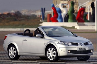 Renault Megane Cabriolet (from 2006) Owners Reviews | Parkers