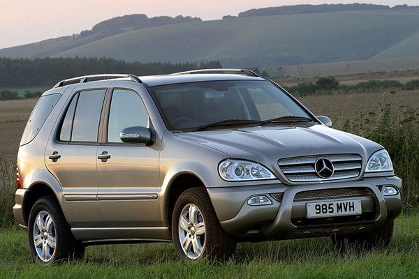 Mercedes-Benz M-Class (1998 - 2004) Used Prices