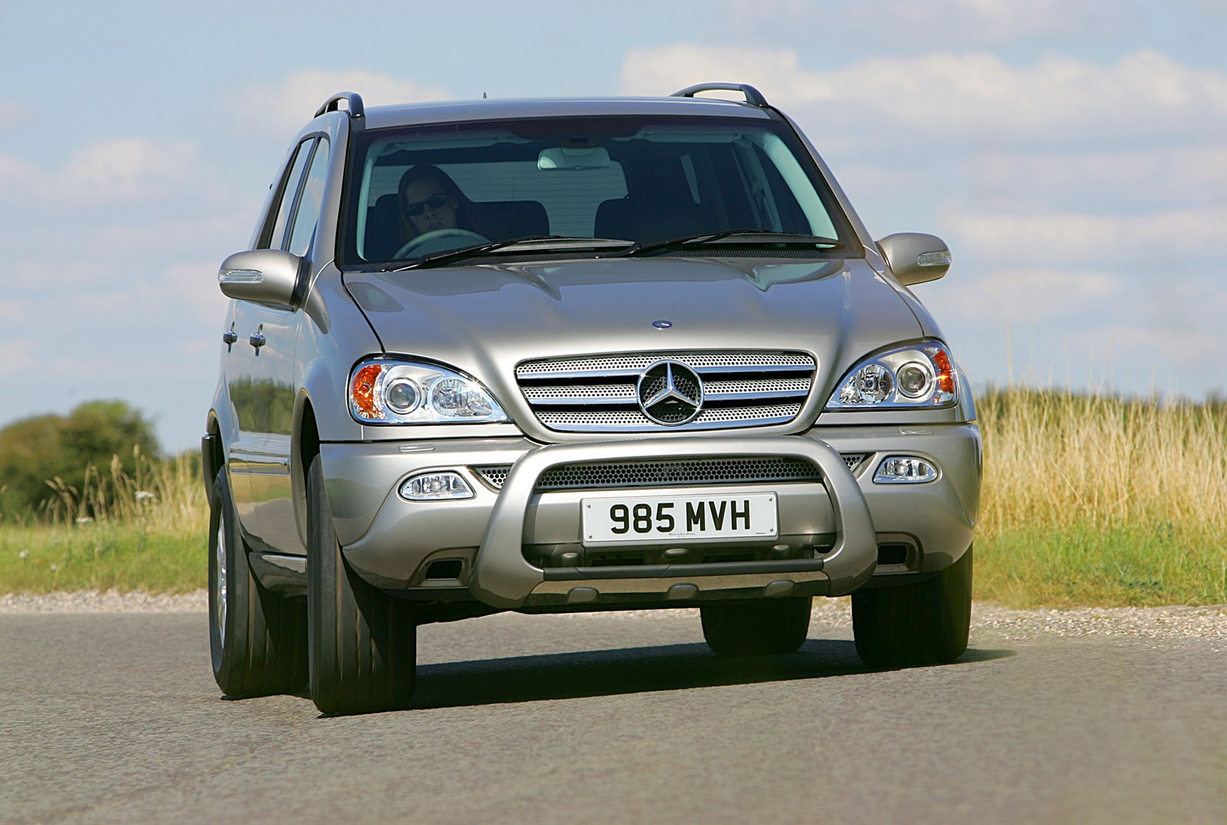 View all images of the Mercedes-Benz M-Class (98-04)
