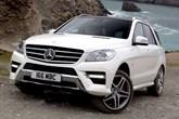 Mercedes-Benz M-Class (12-)