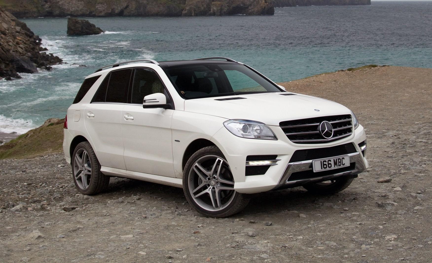 Mercedes benz m class estate 2012 2015 photos parkers for 2015 mercedes benz m class