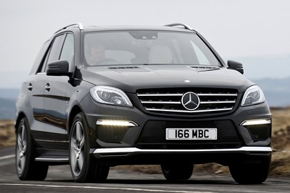 Mercedes Benz M Class Used Prices Secondhand Mercedes Benz M Class
