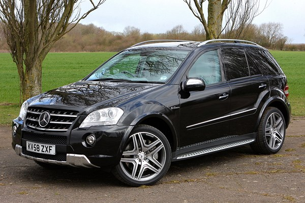 Mercedes-Benz M-Class AMG (2006 - 2010) Used Prices