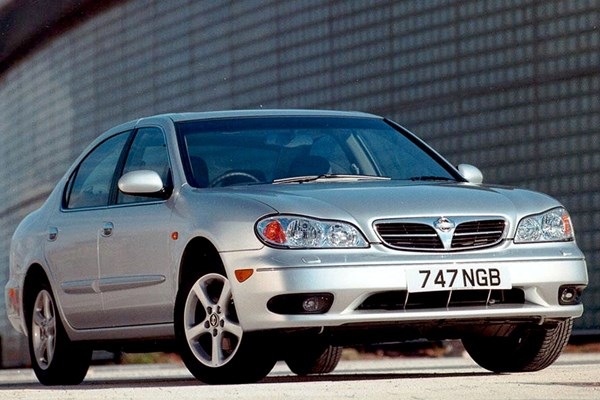 Nissan Maxima Qx Saloon From 2000 Used Prices Parkers