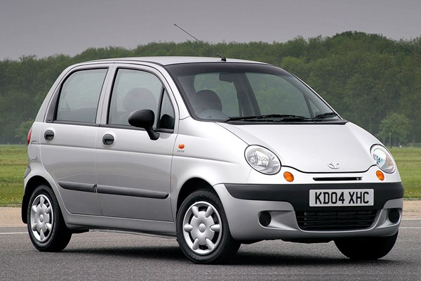 Daewoo Matiz (1998 - 2005) Used Prices