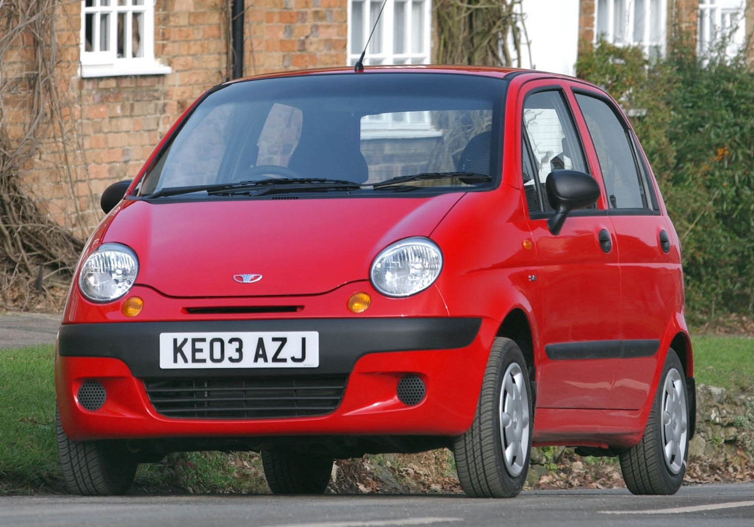 Daewoo Matiz Hatchback (1998 - 2005) Photos | Parkers