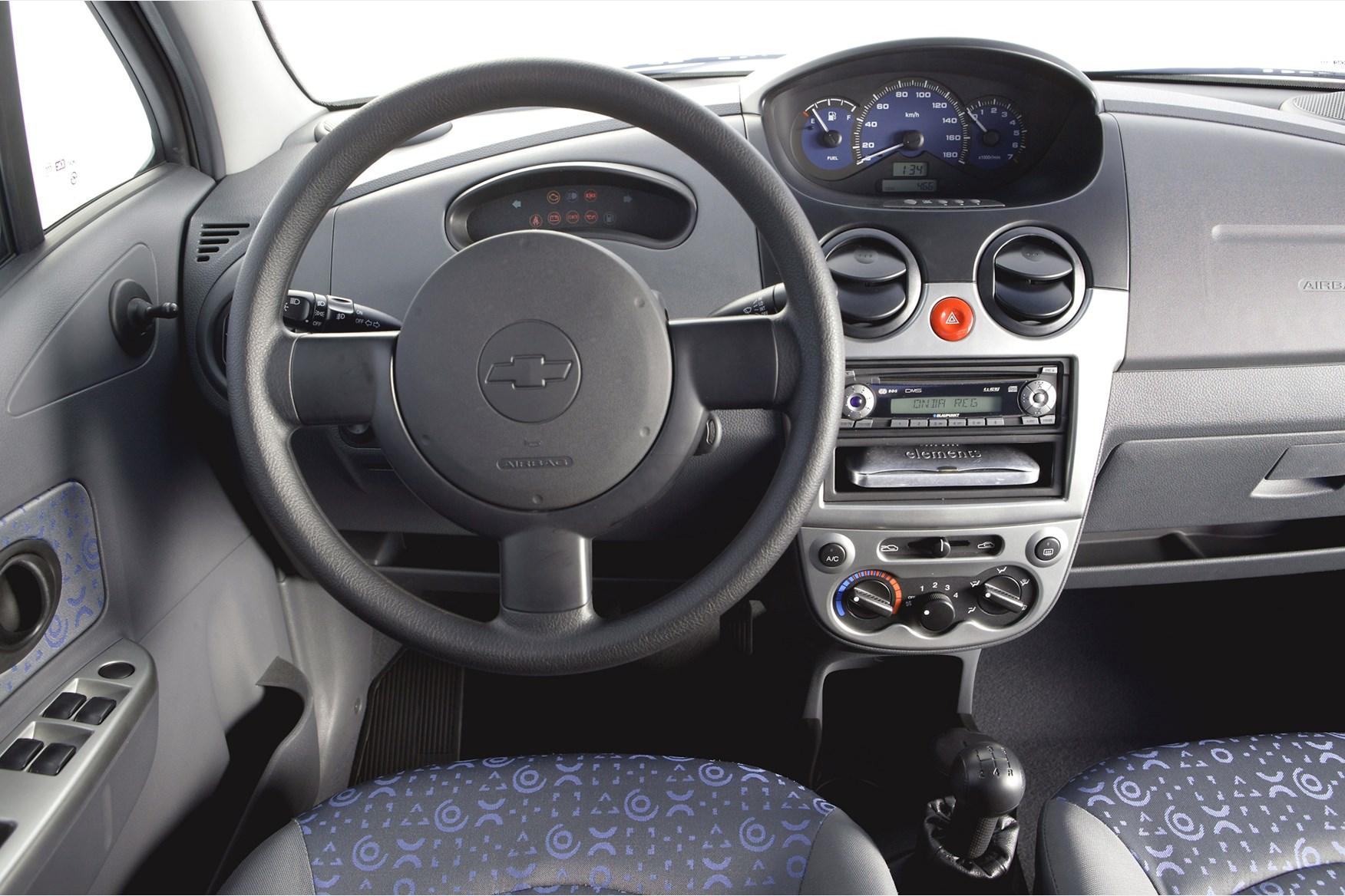 chevrolet matiz hatchback review  2005