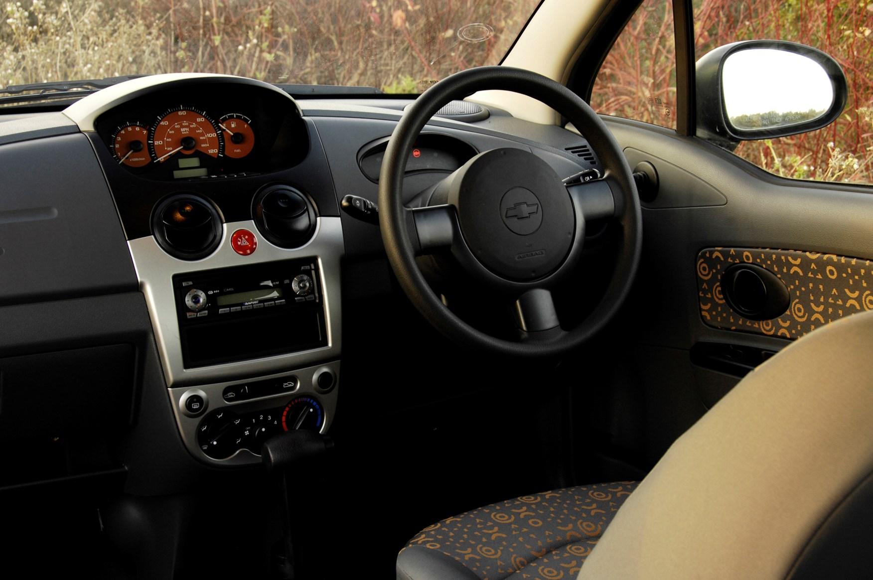 chevrolet matiz hatchback review (2005 2009) parkers Chevrolet Matiz Interior  Daewoo Matiz Engine Daewoo Matiz Accessories Daewoo Matiz Tuning