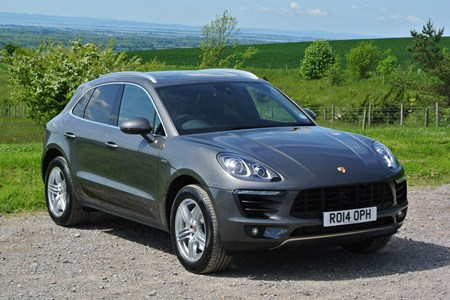 Porsche Macan Suv Review Buying And Selling Parkers