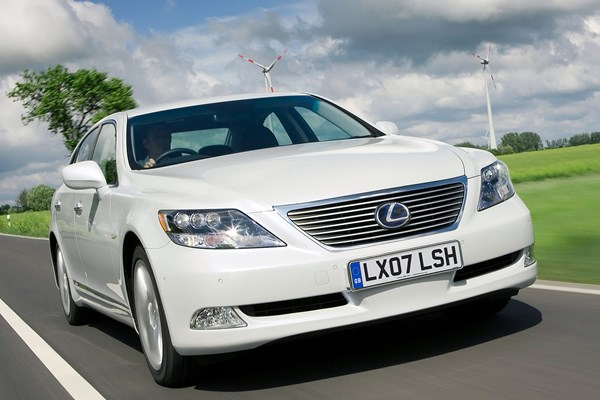 Lexus Ls 07 17 Rated 3 5 Out Of