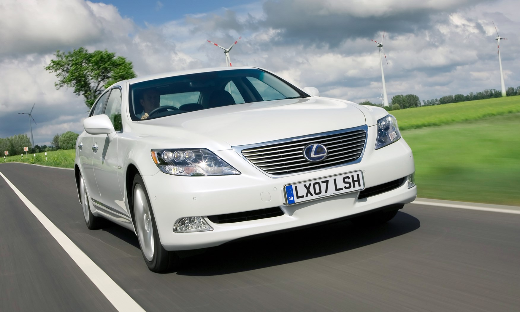 View all images of the lexus ls 07 17