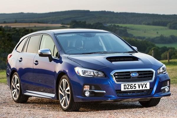 Subaru 2015 Levorg