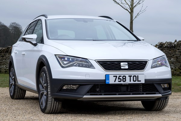 seat leon x perience from 2014 used prices parkers. Black Bedroom Furniture Sets. Home Design Ideas