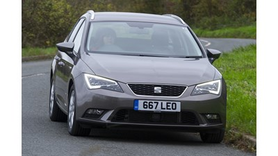 SEAT Leon ST SE 1.0 TSI 115PS (06/19-on) 5d