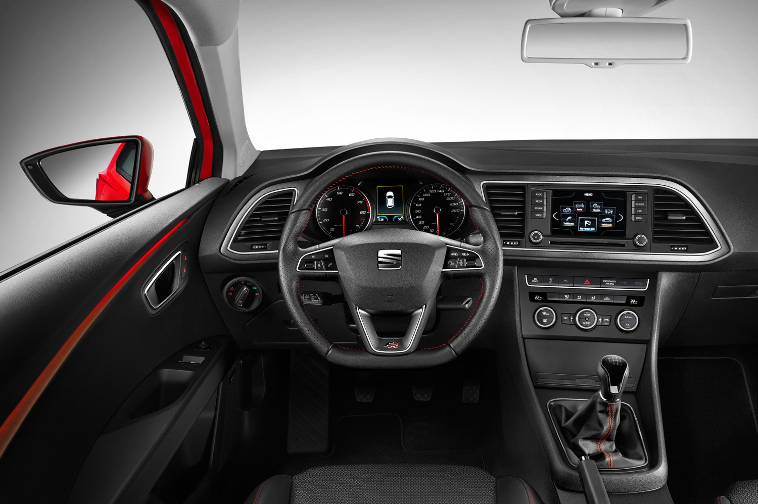 view all images of the seat leon sc