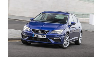 SEAT Leon Hatchback FR 1.5 TSI Evo 130PS (07/2018 on) 5d