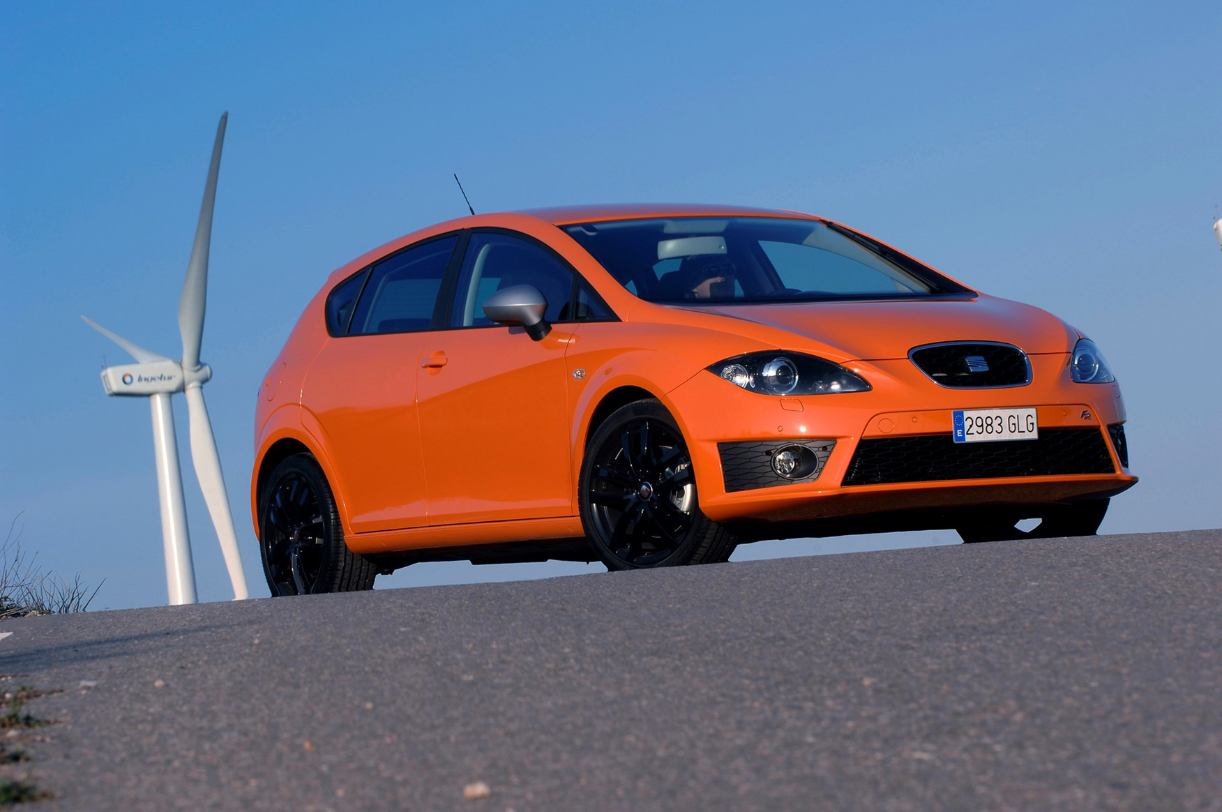 seat leon fr 2006 2012 photos parkers. Black Bedroom Furniture Sets. Home Design Ideas