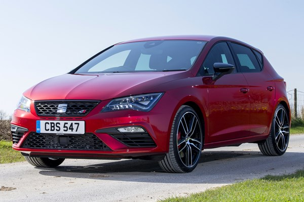 SEAT Leon Cupra from 2014 used prices  Parkers