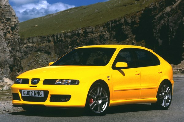seat leon cupra r from 2002 used prices parkers. Black Bedroom Furniture Sets. Home Design Ideas