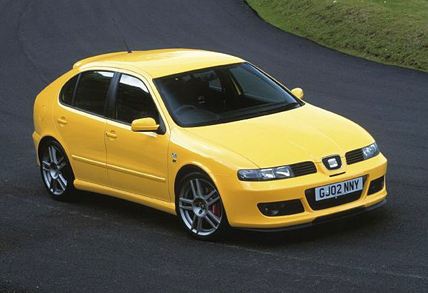 seat leon cupra r 2002 2005 driving performance parkers. Black Bedroom Furniture Sets. Home Design Ideas