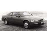 Honda Legend Coupe 1991