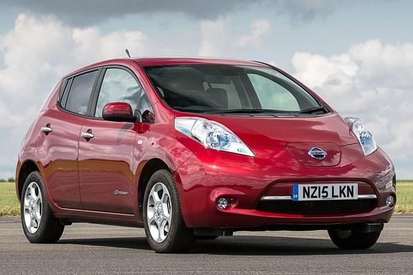 Nissan Leaf (2011 - 2018) Used Prices