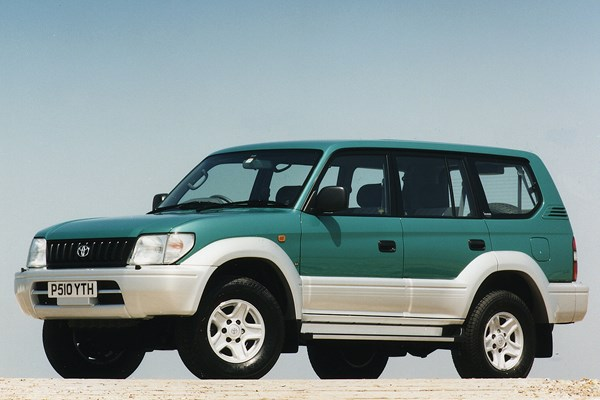 Toyota Land Cruiser Colorado Station Wagon From 1996 Used Prices